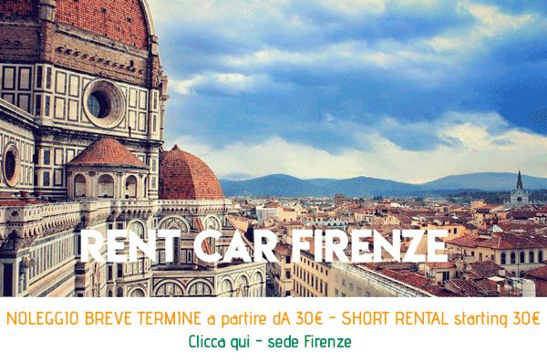 Rent car Firenze noleggioeasy noleggio breve termine