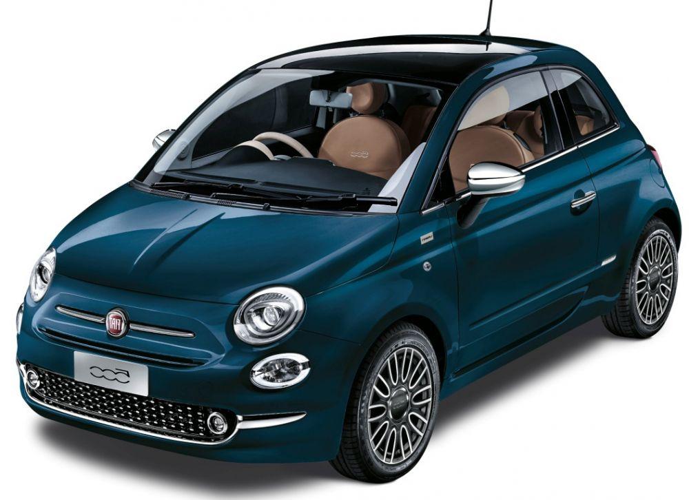 Fiat-500 Lounge