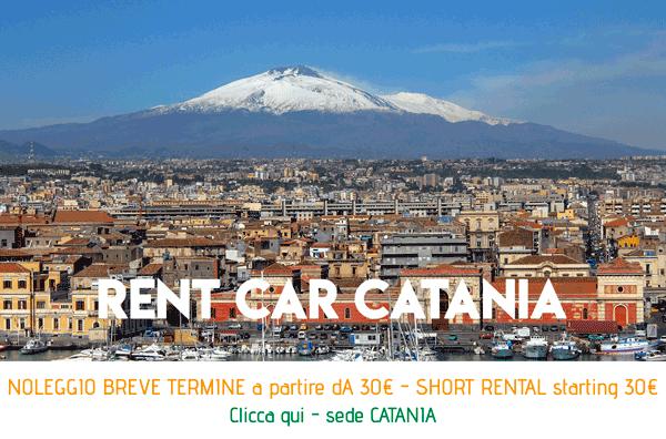 Rent car Catania noleggioeasy noleggio breve termine